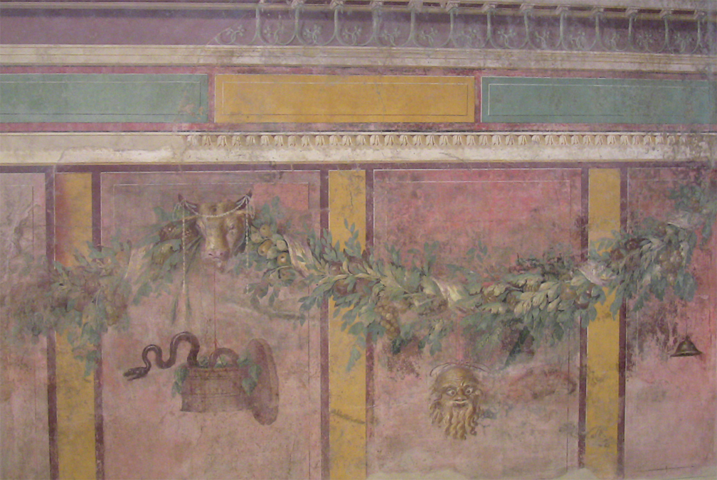 Purple Pompei screen saver 9-16-08
