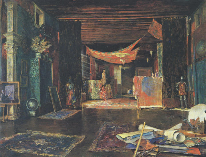 Fortuny Paintings